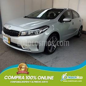 KIA Cerato Pro 1.6L Aut usado (2018) color Plata precio $49.990.000