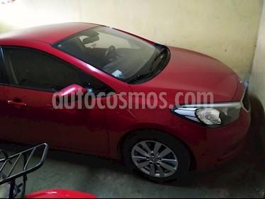Foto venta Auto usado KIA Cerato 1.6 EX  (2015) color Rojo precio u$s12,200