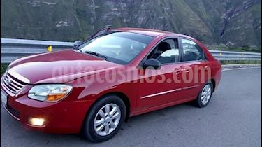 Foto venta Auto usado KIA Cerato 1.6 L (2007) color Rojo precio u$s7,000