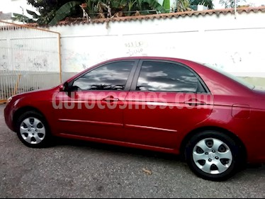 Foto venta carro usado Kia Cerato 1.6L Aut (2009) color Rojo precio u$s2.800