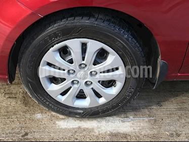 Kia Cerato 1.6L EX AC ABS usado (2011) color Rojo precio $6.150.000