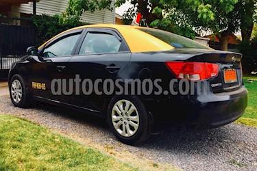 Kia Cerato 1.6L EX usado (2013) color Negro precio $10.500.000