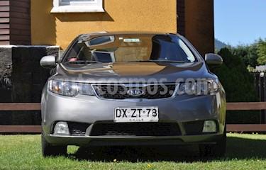 Kia Cerato 1.6L SX Aut usado (2012) color Gris precio $3.900.000