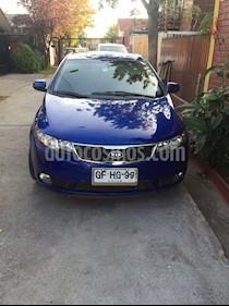 Kia Cerato 1.6L SX AC ABS Aut  usado (2012) color Azul precio $6.300.000