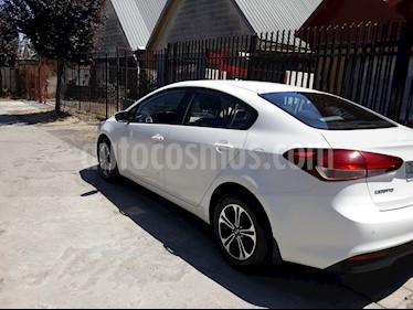 Kia Cerato 1.6L EX AC usado (2017) color Blanco precio $8.600.000