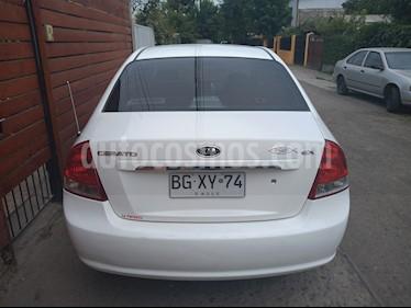 Kia Cerato 1.6L EX AC ABS usado (2008) color Blanco precio $3.350.000