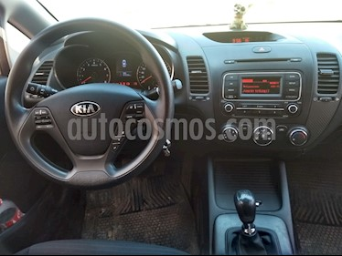 Foto venta Auto usado Kia Cerato EX 1.6L 6MT AC (2014) color Blanco precio $5.800.000