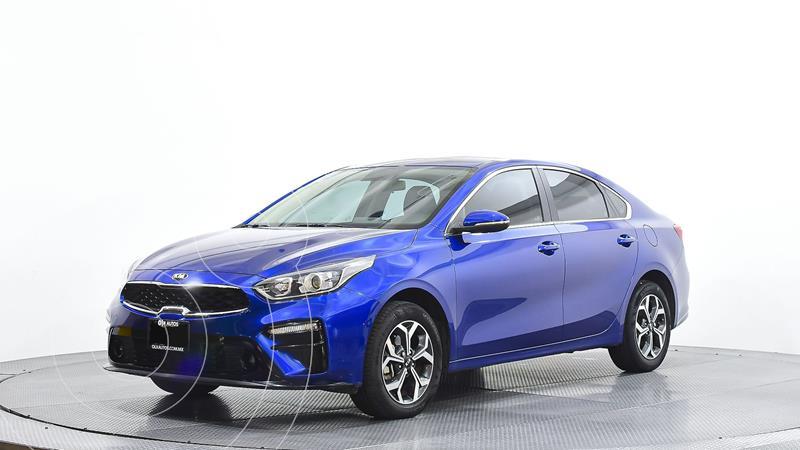 Foto Kia Forte Sedan EX usado (2019) color Azul precio $271,000