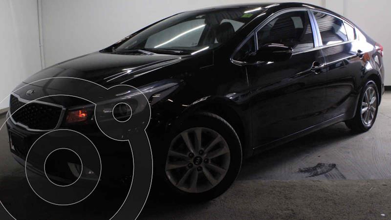Foto Kia Forte Sedan EX usado (2018) color Negro precio $259,000