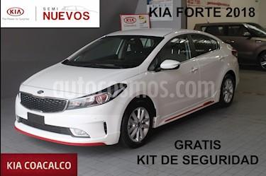 Foto venta Auto usado Kia Forte 4p EX L4/2.0 Man (2018) color Blanco precio $299,900