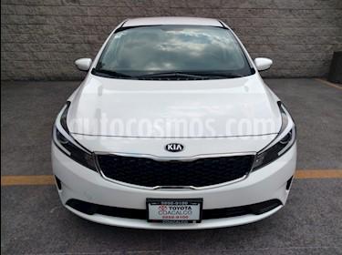 Foto venta Auto usado Kia Forte 4p L L4/2.0 Aut (2018) color Blanco precio $228,000
