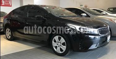 Foto venta Auto usado Kia Forte 4p L L4/2.0 Man (2018) color Negro precio $209,000