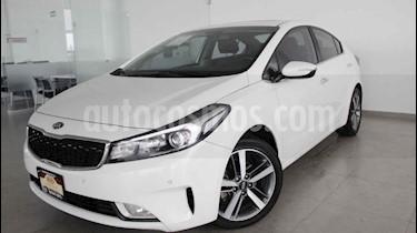 Foto venta Auto usado Kia Forte EX Aut (2017) color Blanco precio $249,000