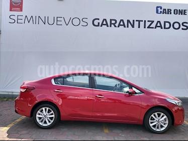 Foto venta Auto usado Kia Forte EX (2018) color Rojo precio $254,900