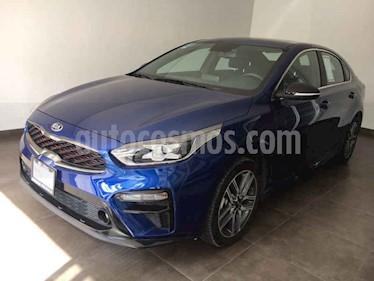 Kia Forte GT Line Aut usado (2020) color Azul precio $360,500