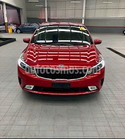 Foto venta Auto usado Kia Forte HB SX Aut (2018) color Rojo precio $318,000