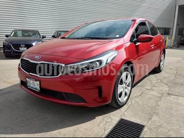 Foto venta Auto usado Kia Forte L Aut (2018) color Rojo precio $219,000