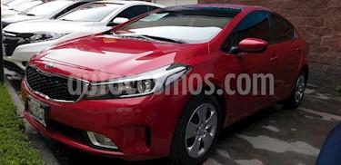 Foto venta Auto usado Kia Forte L (2018) color Rojo precio $215,000