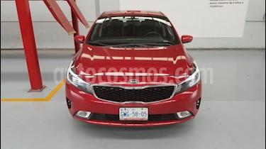 Foto venta Auto usado Kia Forte LX Aut (2017) color Rojo precio $229,000