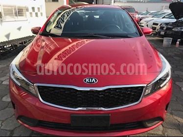 Foto venta Auto usado Kia Forte LX TM (2018) color Rojo precio $224,500