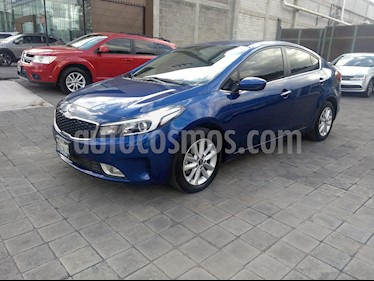 Foto venta Auto usado Kia Forte LX (2018) color Azul precio $245,000