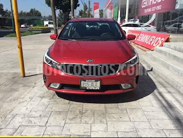 Foto venta Auto usado Kia Forte LX (2017) color Rojo precio $215,000