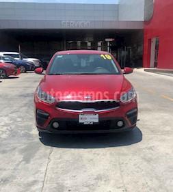 Foto venta Auto usado Kia Forte LX (2019) color Rojo precio $279,000