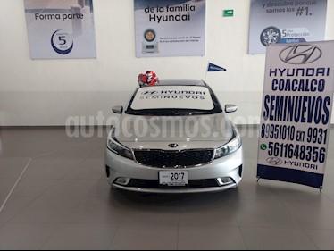 Foto venta Auto usado Kia Forte LX (2017) color Plata precio $199,900