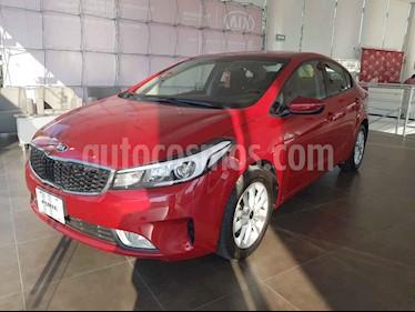 Foto venta Auto usado Kia Forte LX (2017) color Rojo precio $227,000