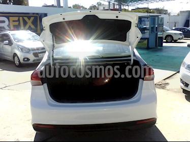 Kia Forte LX Aut usado (2018) color Blanco Perla precio $225,000