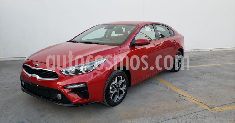 Kia Forte LX usado (2020) color Rojo precio $274,900