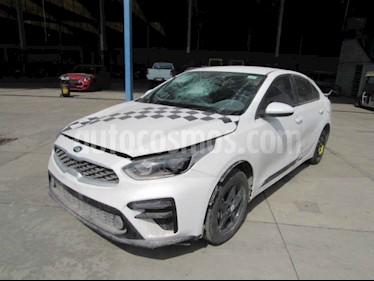 Kia Forte LX Aut usado (2019) color Blanco precio $160,000