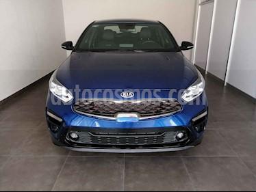 Kia Forte GT Line Aut usado (2020) color Azul precio $380,000