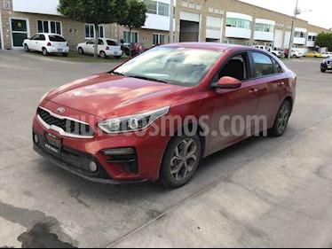 Kia Forte LX usado (2020) color Rojo precio $250,000