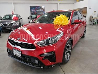 Kia Forte LX Aut usado (2019) color Rojo precio $255,000