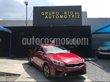 Kia Forte LX usado (2019) color Rojo precio $263,000