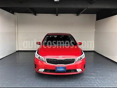 Kia Forte LX usado (2018) color Rojo precio $233,000