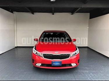 Kia Forte LX Aut usado (2018) color Rojo precio $233,000
