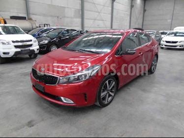 Kia Forte SX Aut usado (2018) color Rojo precio $145,000