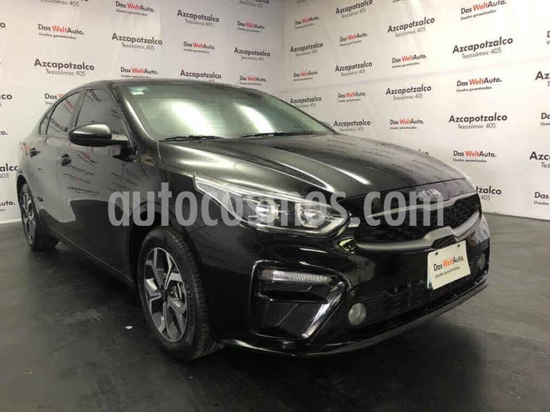 Kia Forte LX Aut usado (2019) color Negro precio $261,990