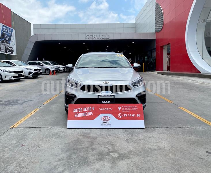 Kia Forte EX usado (2019) color Plata Dorado precio $339,000