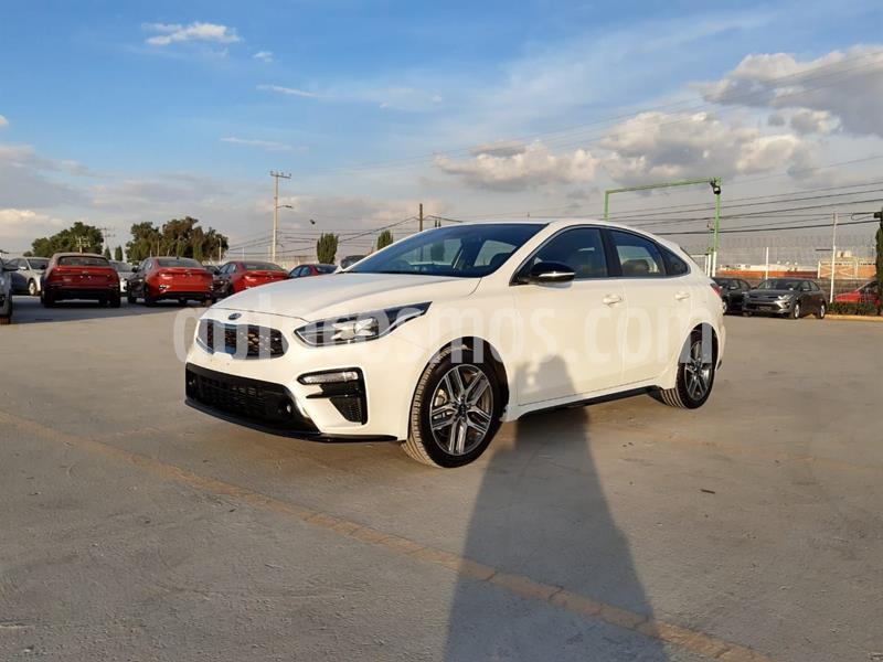 Kia Forte HB GT Line Aut usado (2019) color Blanco precio $400,000