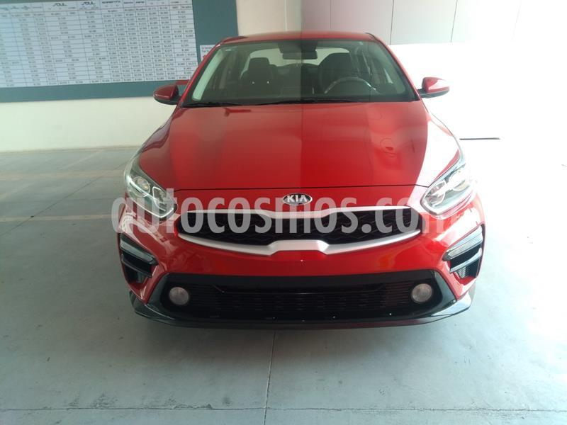 Kia Forte LX usado (2019) color Rojo precio $265,000