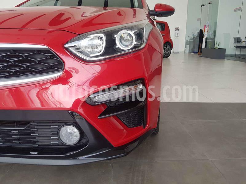 Kia Forte LX usado (2020) color Rojo precio $279,900