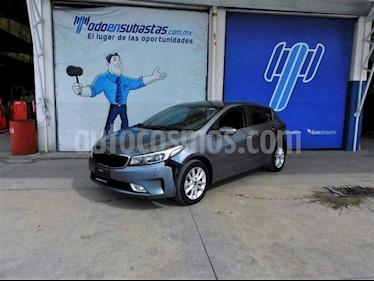 Kia Forte EX usado (2017) color Gris precio $90,000