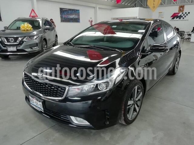 Kia Forte SX Aut usado (2017) color Negro precio $239,000
