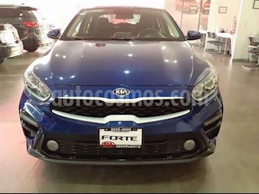 Kia Forte LX usado (2019) color Azul precio $259,000