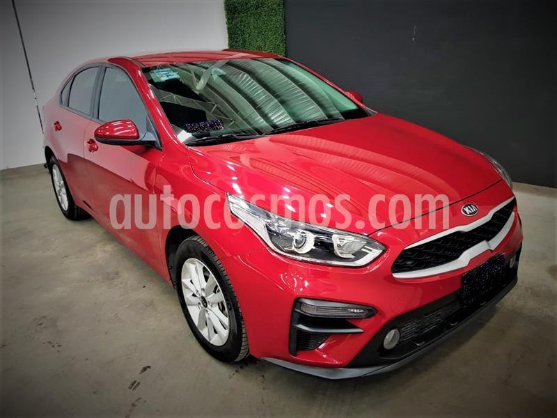 Kia Forte L usado (2020) color Rojo precio $266,999