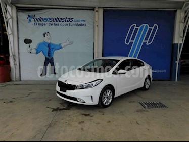 Kia Forte LX Aut usado (2018) color Blanco precio $143,000