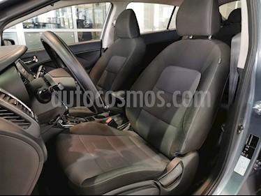 Kia Forte HB SX Aut usado (2018) color Plata precio $265,000